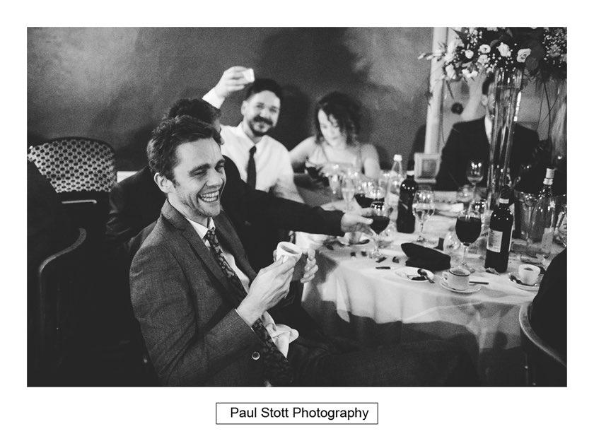 wedding speeches hampton court house 004 - Hampton Court House Wedding Photography - Phil and Vittoria