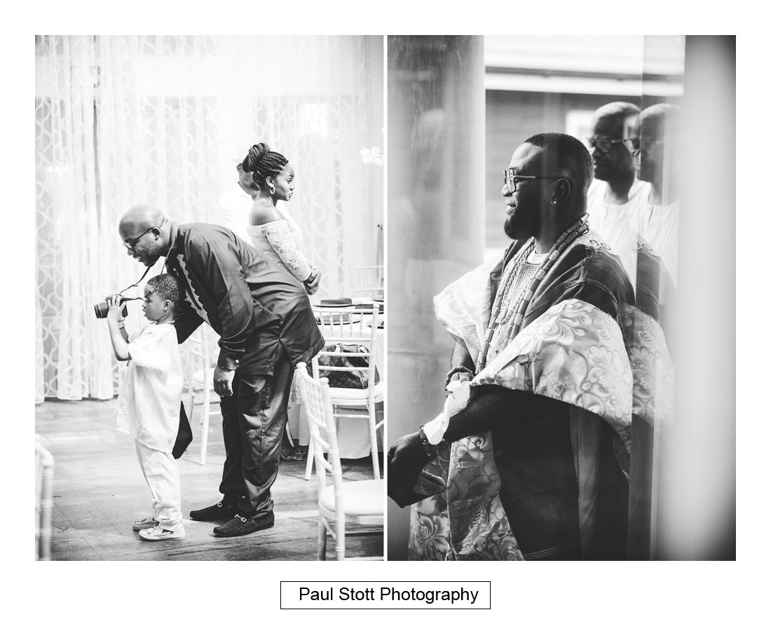 015 orsett hall nigerian engagement ceremony 001 - Wedding Photography Orsett Hall - Abisola and Abel