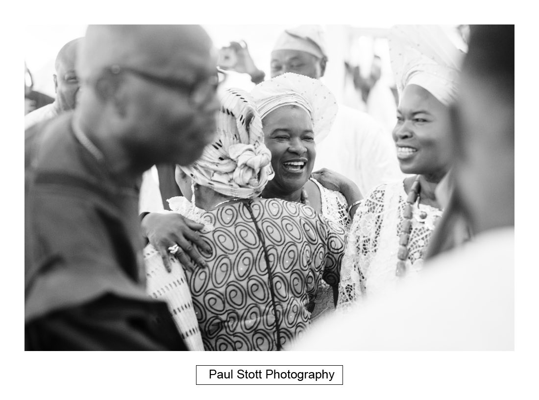 021 orsett hall nigerian engagement ceremony 007 - Wedding Photography Orsett Hall - Abisola and Abel