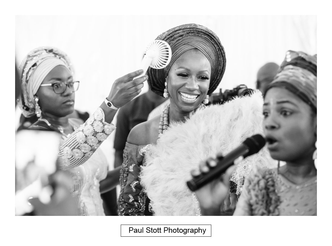 035 orsett hall nigerian engagement ceremony 021 - Wedding Photography Orsett Hall - Abisola and Abel