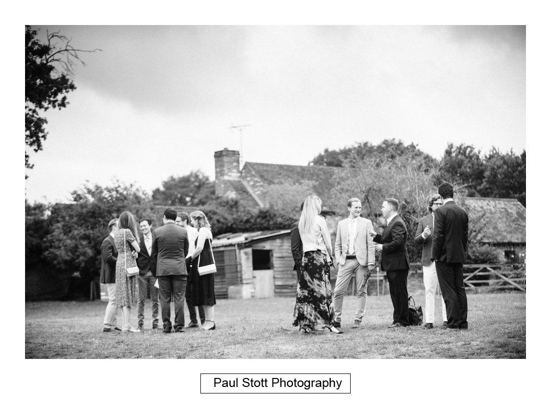 061 woodlands farm wedding ceremony 001 - Wedding Photography Woodlands Farm  - Misha and Greg