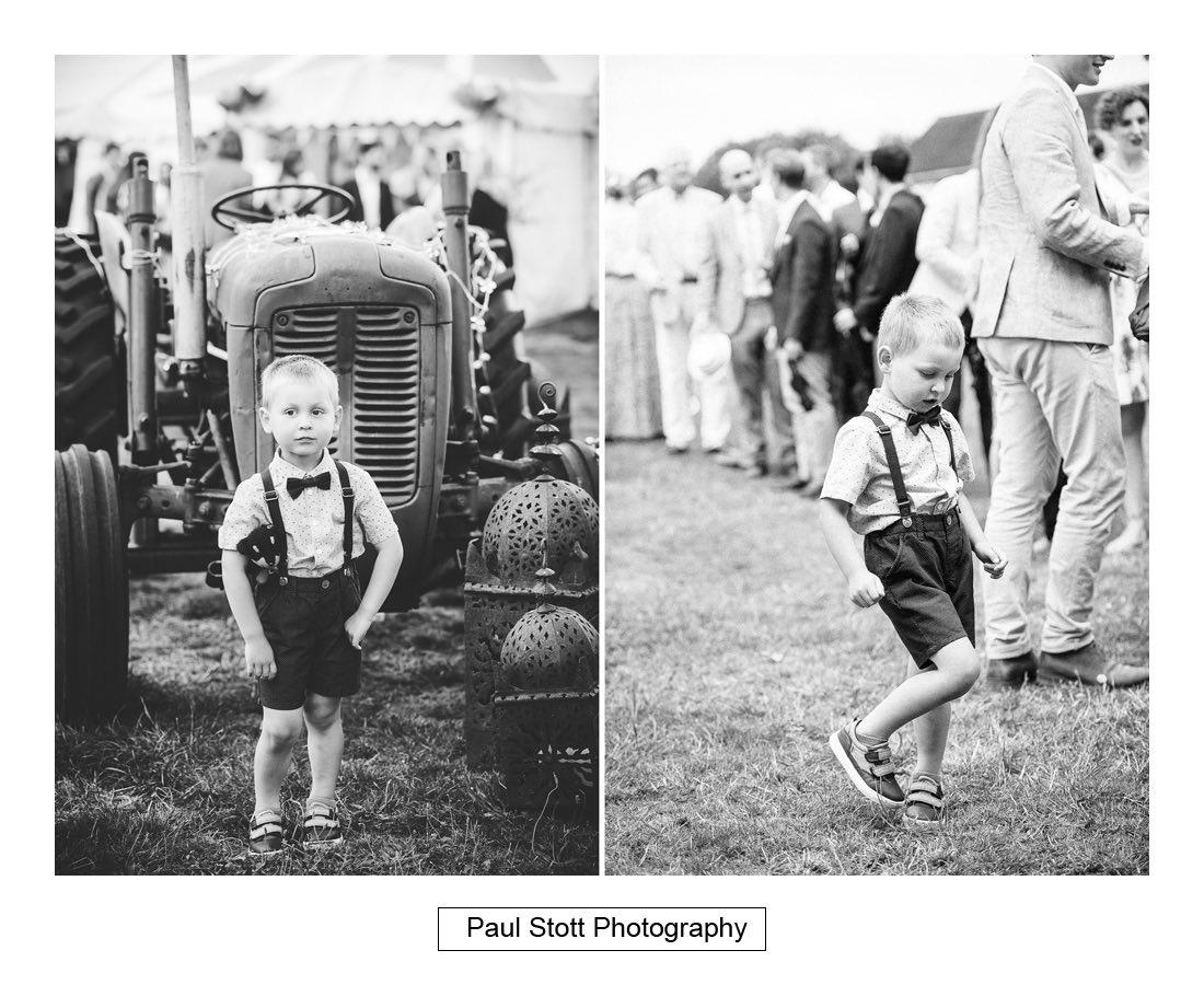 063 woodlands farm wedding ceremony 003 - Wedding Photography Woodlands Farm  - Misha and Greg