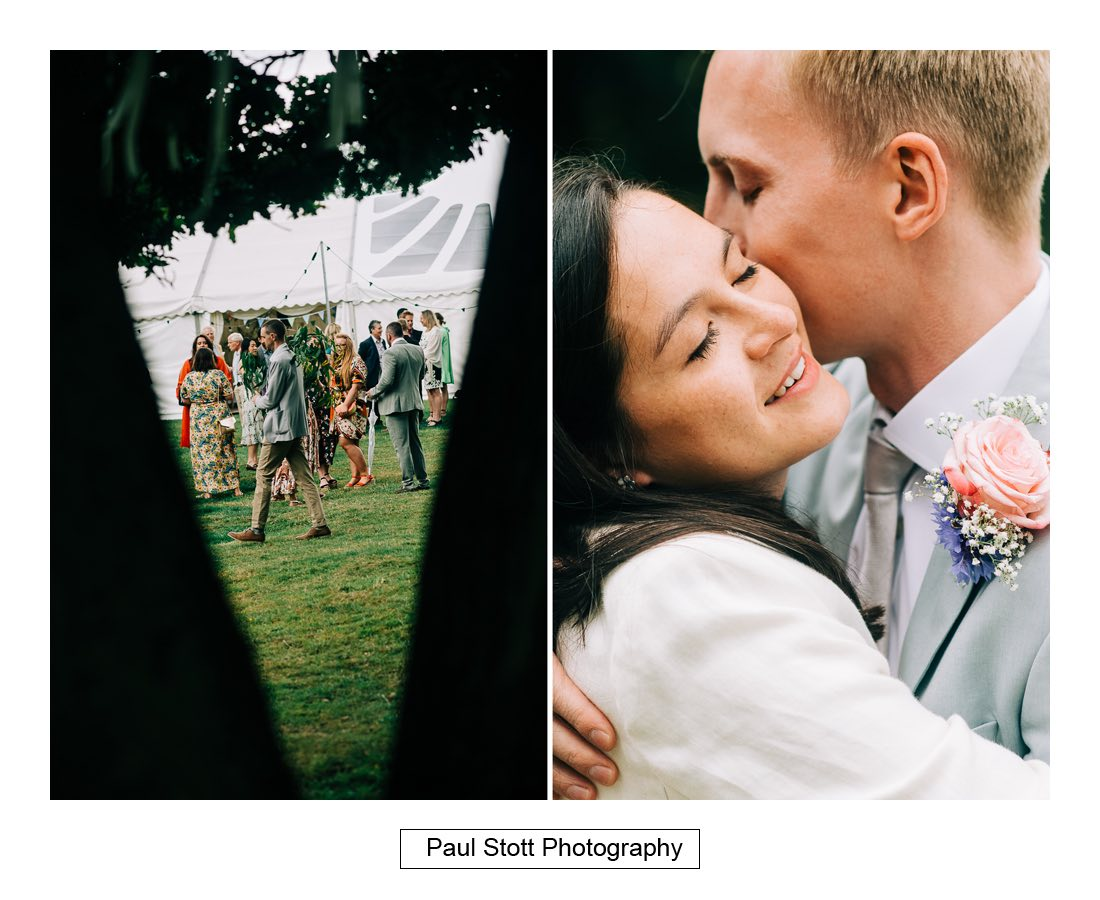 065 woodlands farm wedding ceremony 005 - Wedding Photography Woodlands Farm  - Misha and Greg