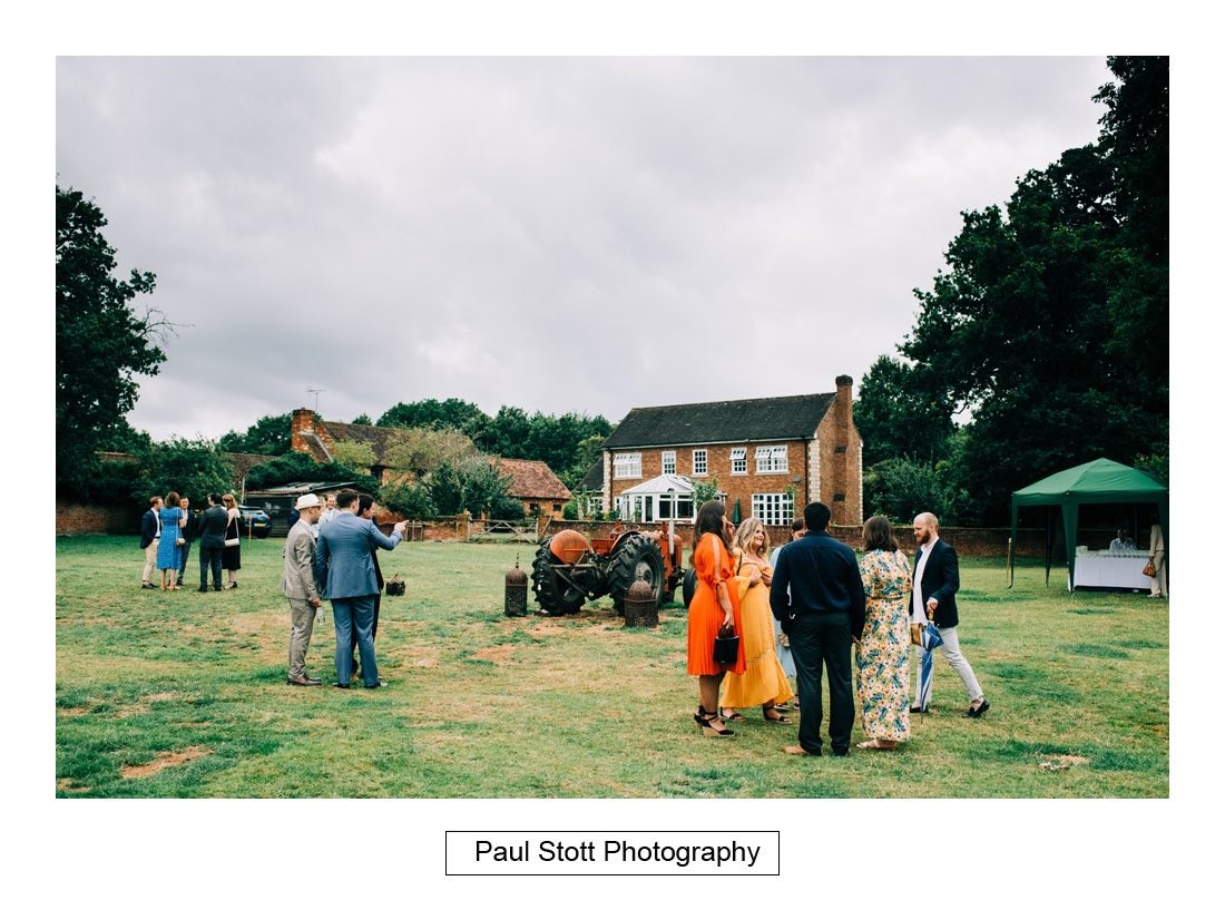 068 woodlands farm wedding ceremony 008 - Wedding Photography Woodlands Farm  - Misha and Greg