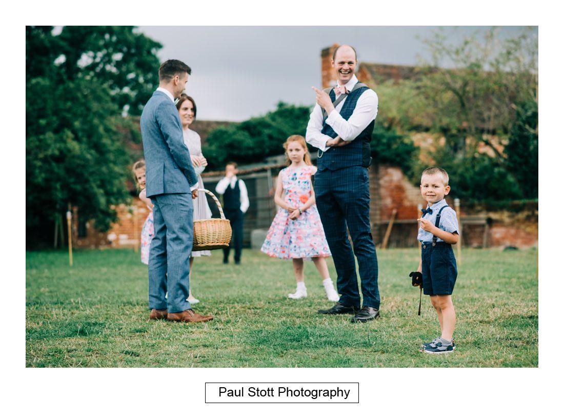 075 woodlands farm wedding ceremony 015 - Wedding Photography Woodlands Farm  - Misha and Greg