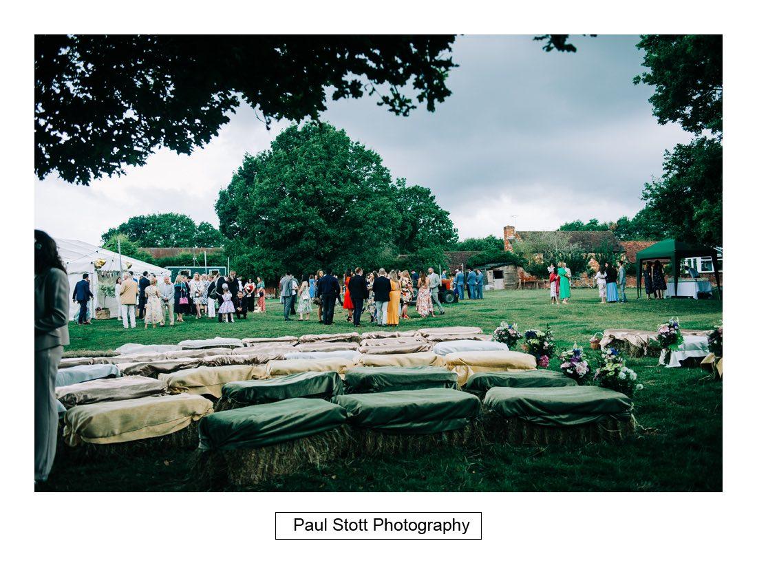 077 woodlands farm wedding ceremony 017 - Wedding Photography Woodlands Farm  - Misha and Greg
