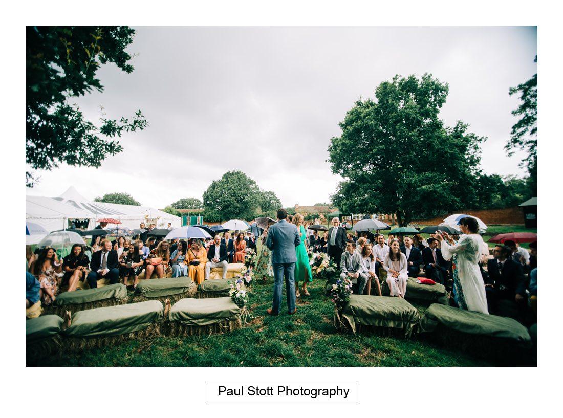 078 woodlands farm wedding ceremony 018 - Wedding Photography Woodlands Farm  - Misha and Greg
