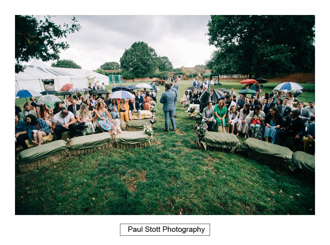 079 woodlands farm wedding ceremony 019 - Wedding Photography Woodlands Farm  - Misha and Greg