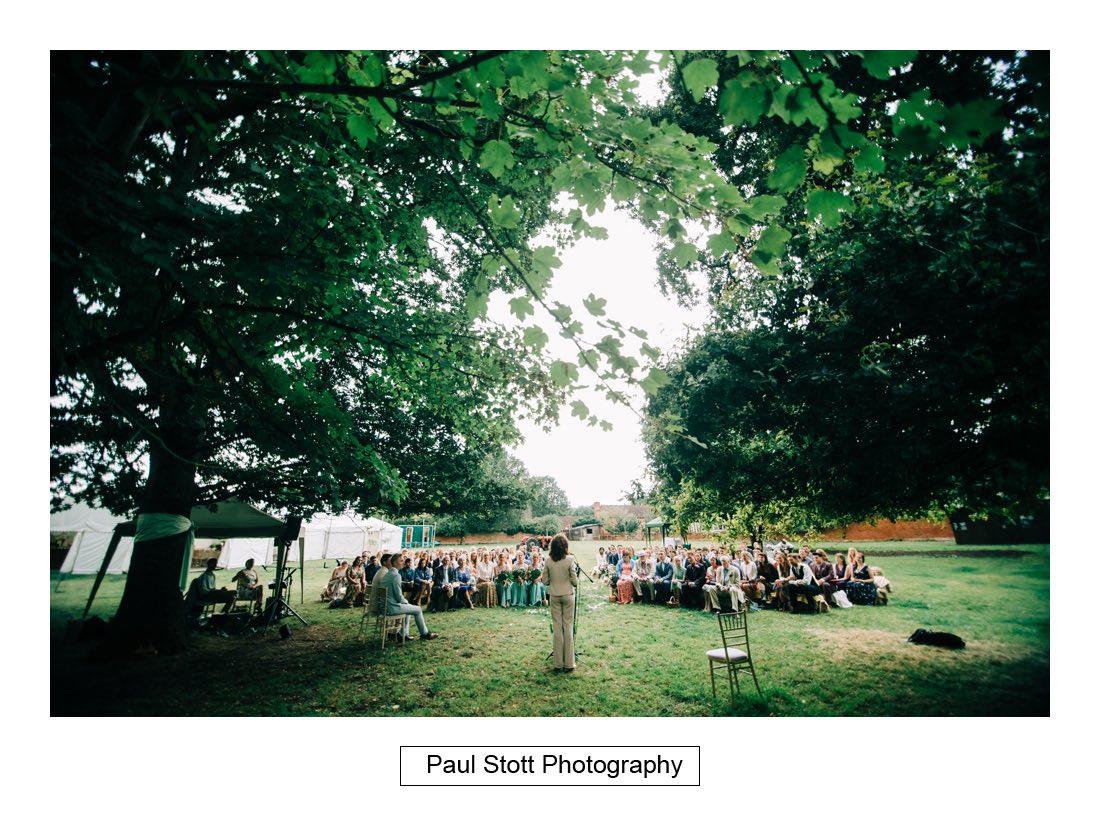 081 woodlands farm wedding ceremony 021 - Wedding Photography Woodlands Farm  - Misha and Greg