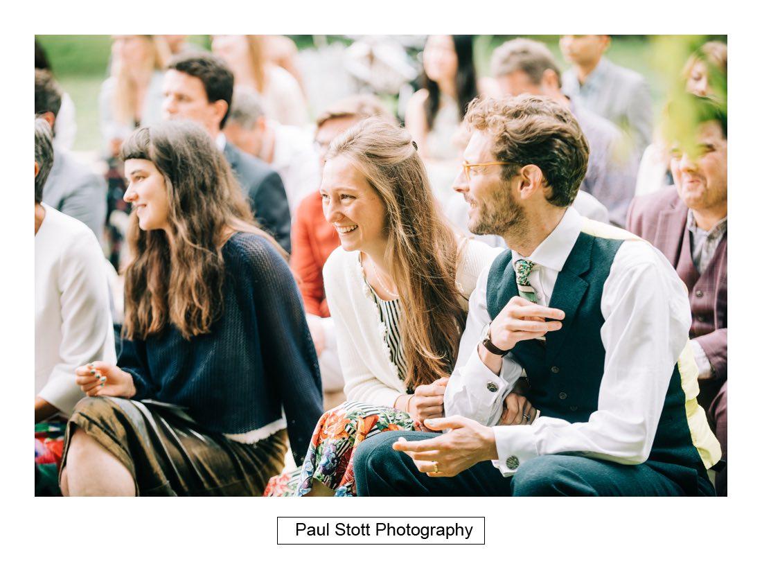 084 woodlands farm wedding ceremony 024 - Wedding Photography Woodlands Farm  - Misha and Greg