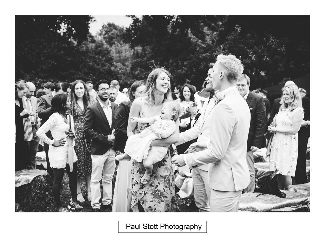 086 woodlands farm wedding ceremony 026 - Wedding Photography Woodlands Farm  - Misha and Greg