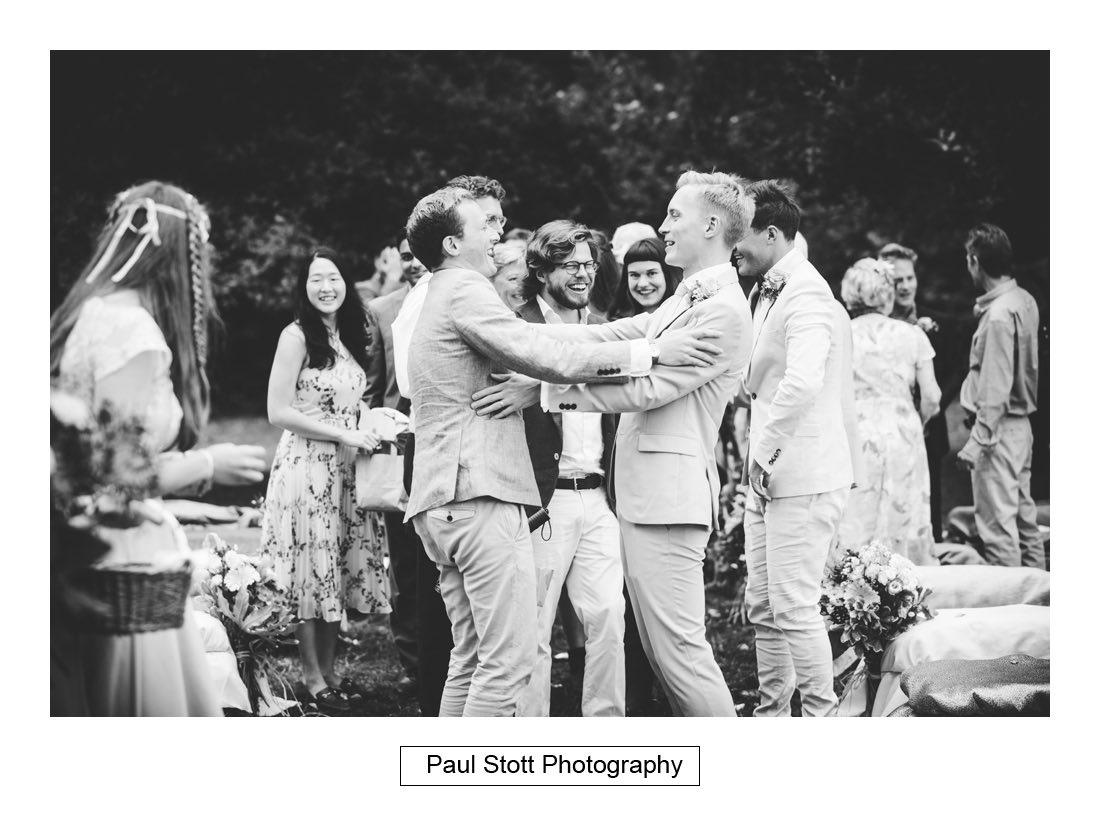 089 woodlands farm wedding ceremony 029 - Wedding Photography Woodlands Farm  - Misha and Greg