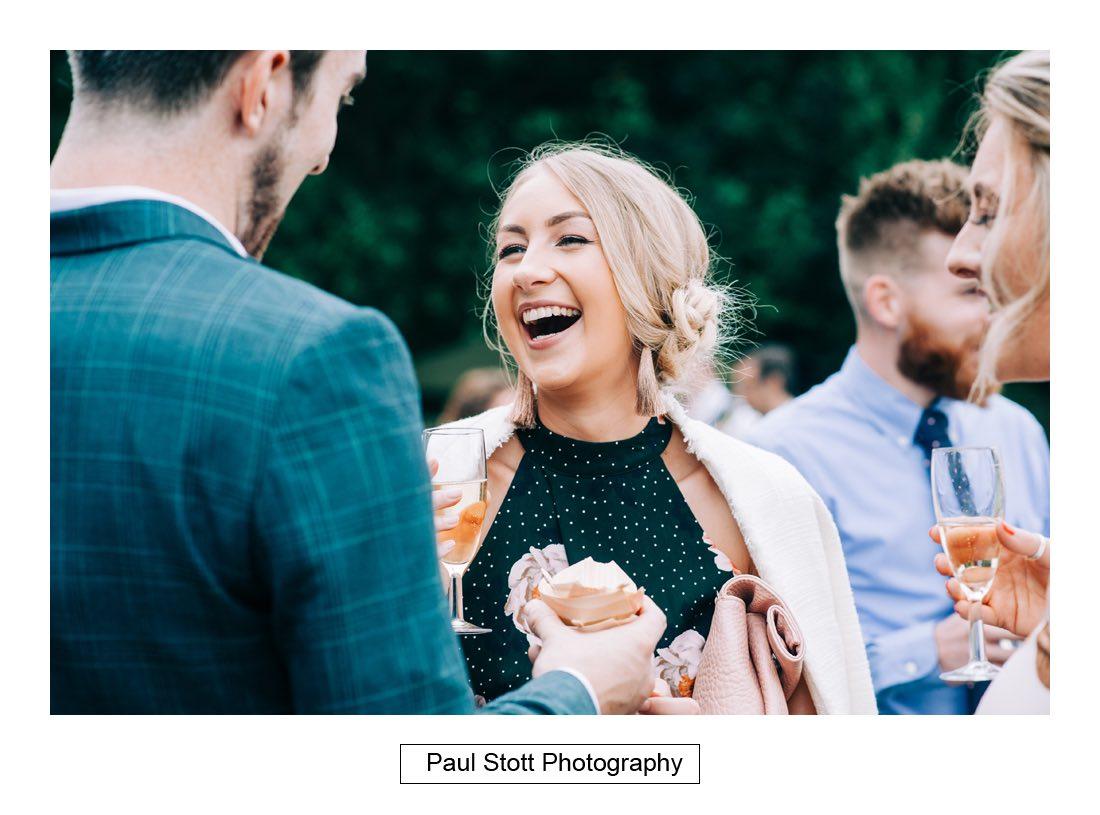098 woodlands farm wedding guests 003 - Wedding Photography Woodlands Farm  - Misha and Greg