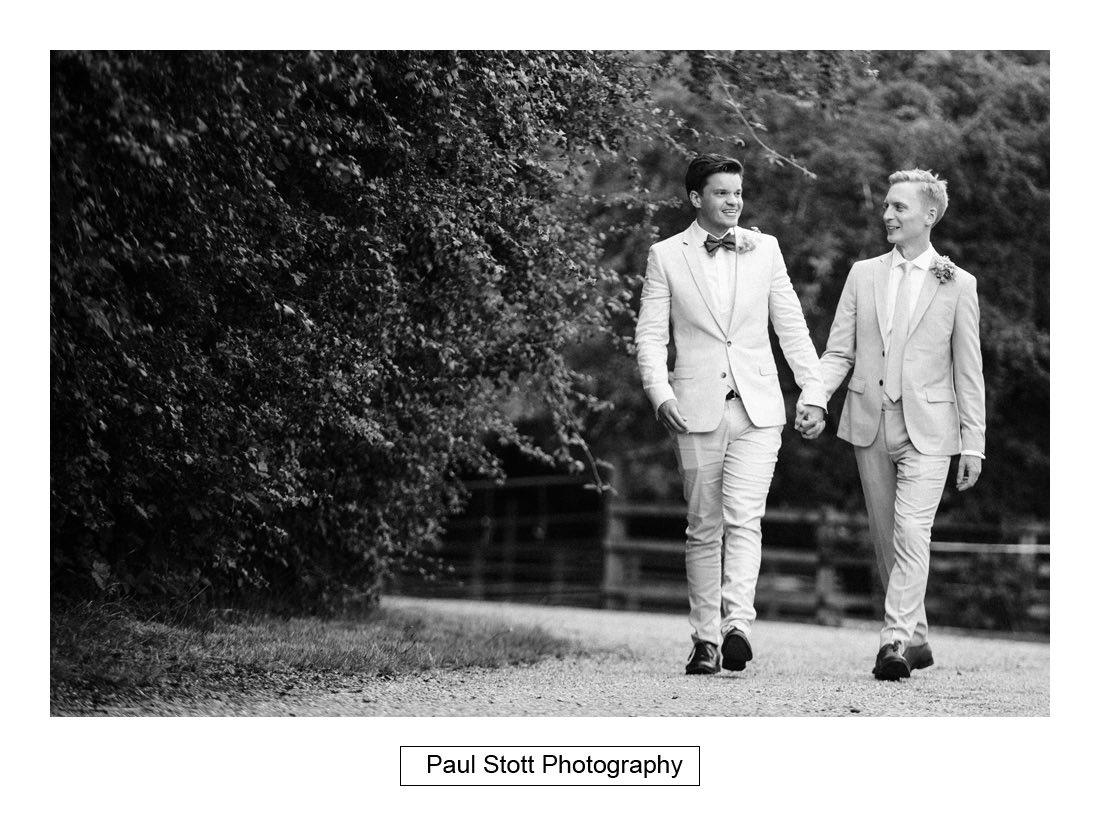 102 woodlands farm wedding couple 003 - Wedding Photography Woodlands Farm  - Misha and Greg