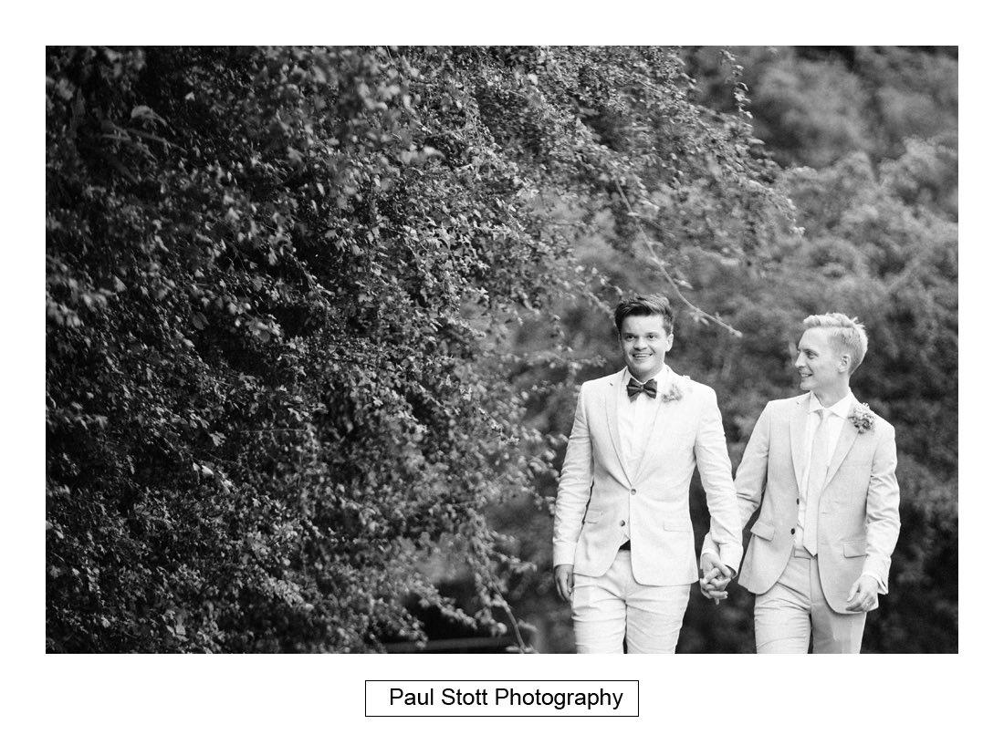 103 woodlands farm wedding couple 004 - Wedding Photography Woodlands Farm  - Misha and Greg