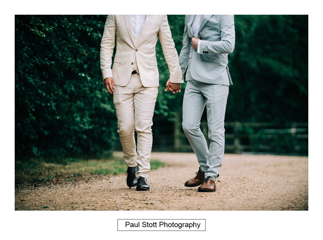 104 woodlands farm wedding couple 005 - Wedding Photography Woodlands Farm  - Misha and Greg