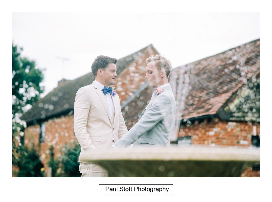 106 woodlands farm wedding couple 007 - Wedding Photography Woodlands Farm  - Misha and Greg