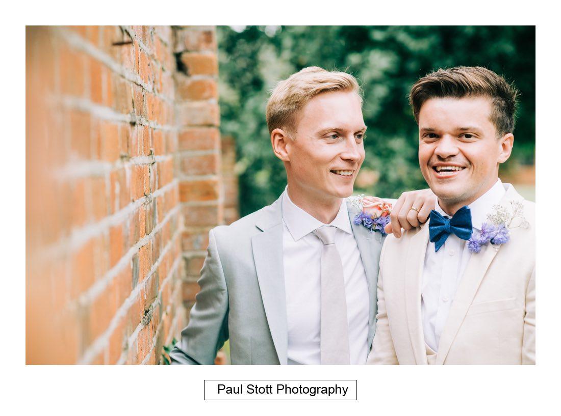 107 woodlands farm wedding couple 008 - Wedding Photography Woodlands Farm  - Misha and Greg