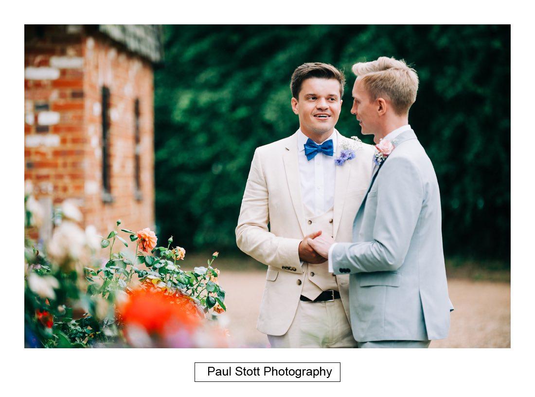 109 woodlands farm wedding couple 010 - Wedding Photography Woodlands Farm  - Misha and Greg