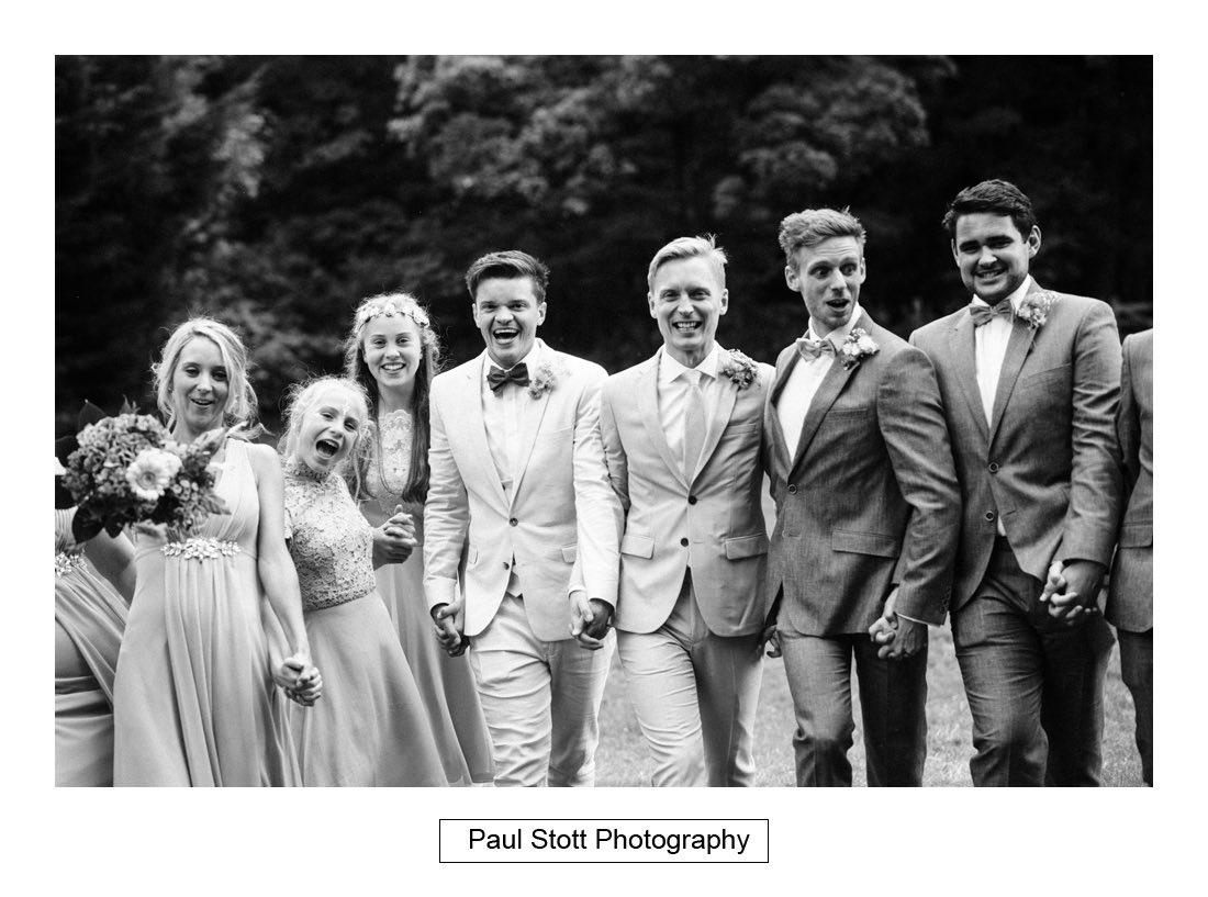 110 woodlands farm group shots 001 - Wedding Photography Woodlands Farm  - Misha and Greg