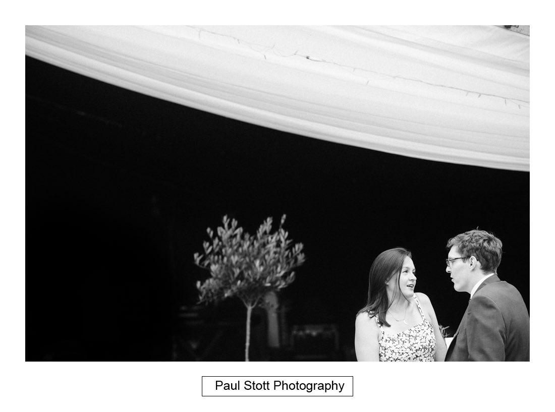 122 woodlands farm wedding speeches 002 - Wedding Photography Woodlands Farm  - Misha and Greg