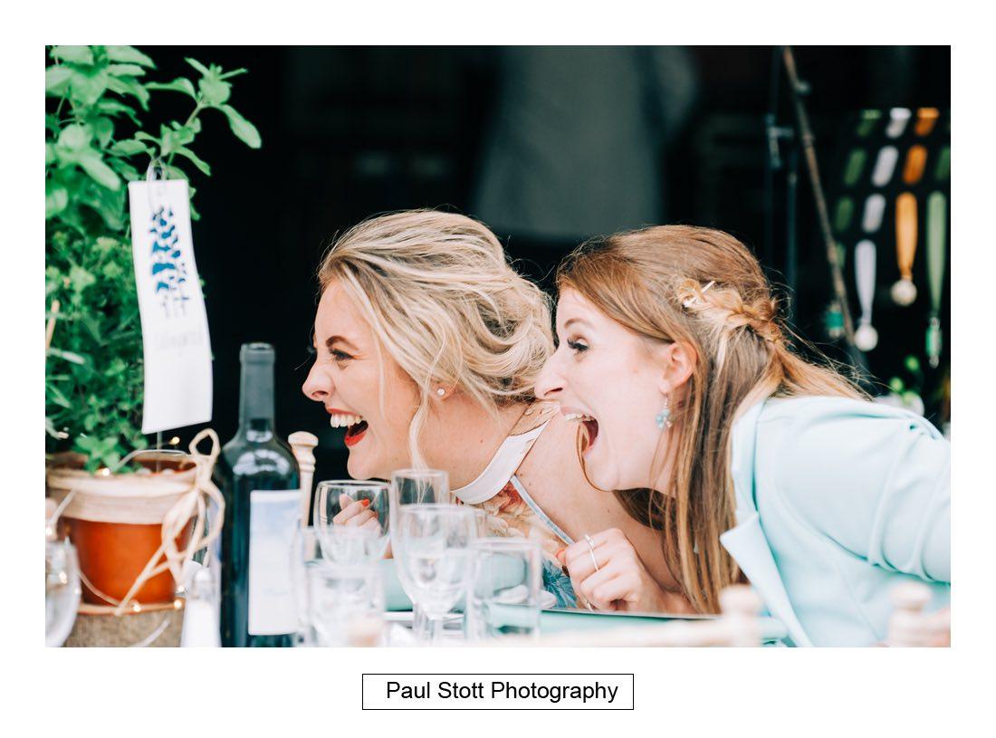 123 woodlands farm wedding speeches 003 - Wedding Photography Woodlands Farm  - Misha and Greg