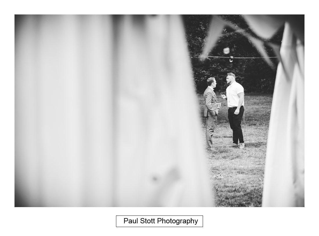 125 woodlands farm wedding speeches 005 - Wedding Photography Woodlands Farm  - Misha and Greg
