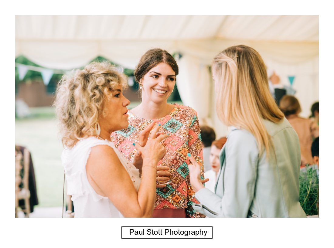 127 woodlands farm wedding speeches 007 - Wedding Photography Woodlands Farm  - Misha and Greg
