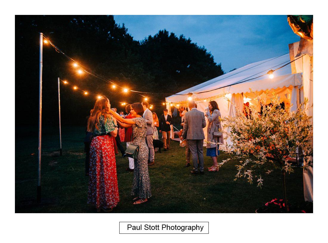 149 woodlands farm wedding reception 002 - Wedding Photography Woodlands Farm  - Misha and Greg