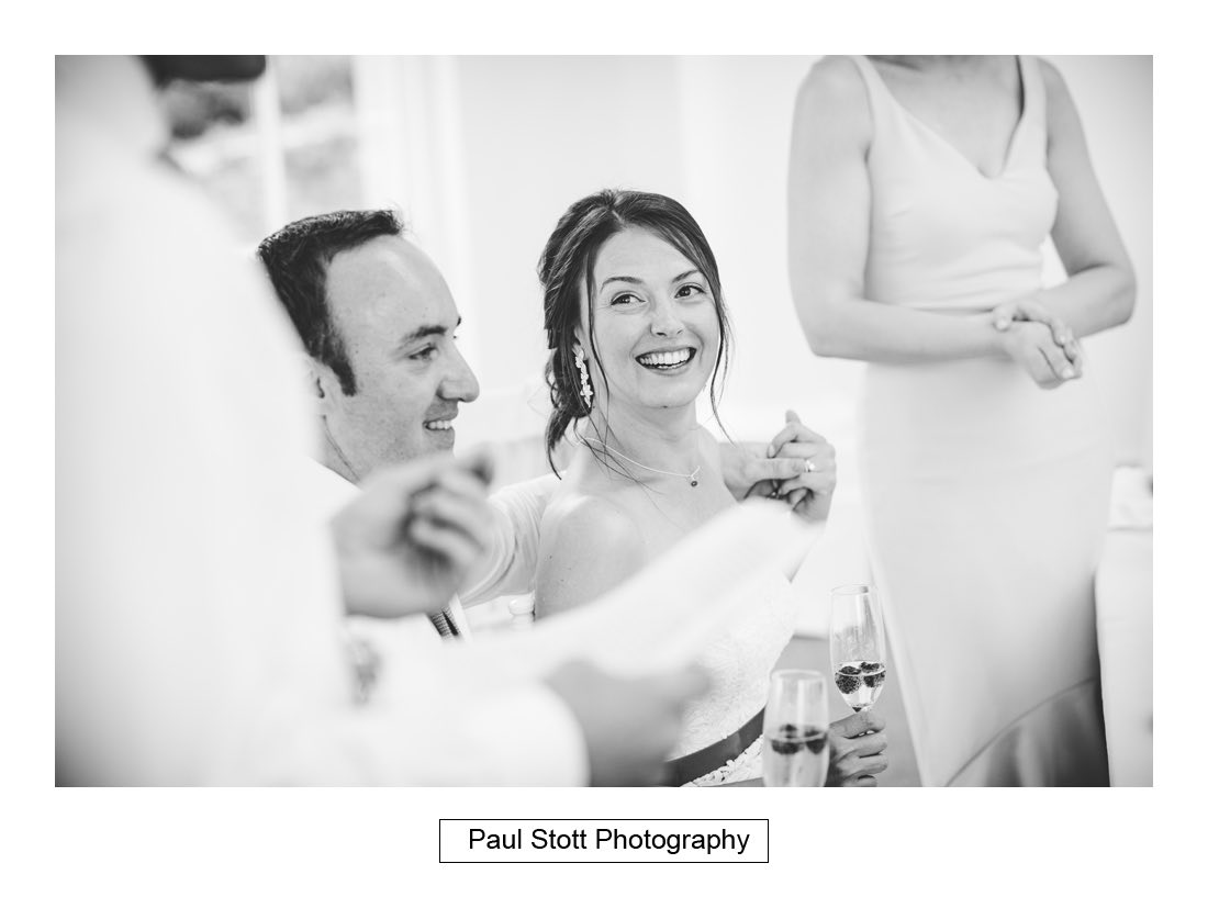 217 penn castle wedding speeches 013 - Wedding Photography Penn Castle - Alastair and Ksenia