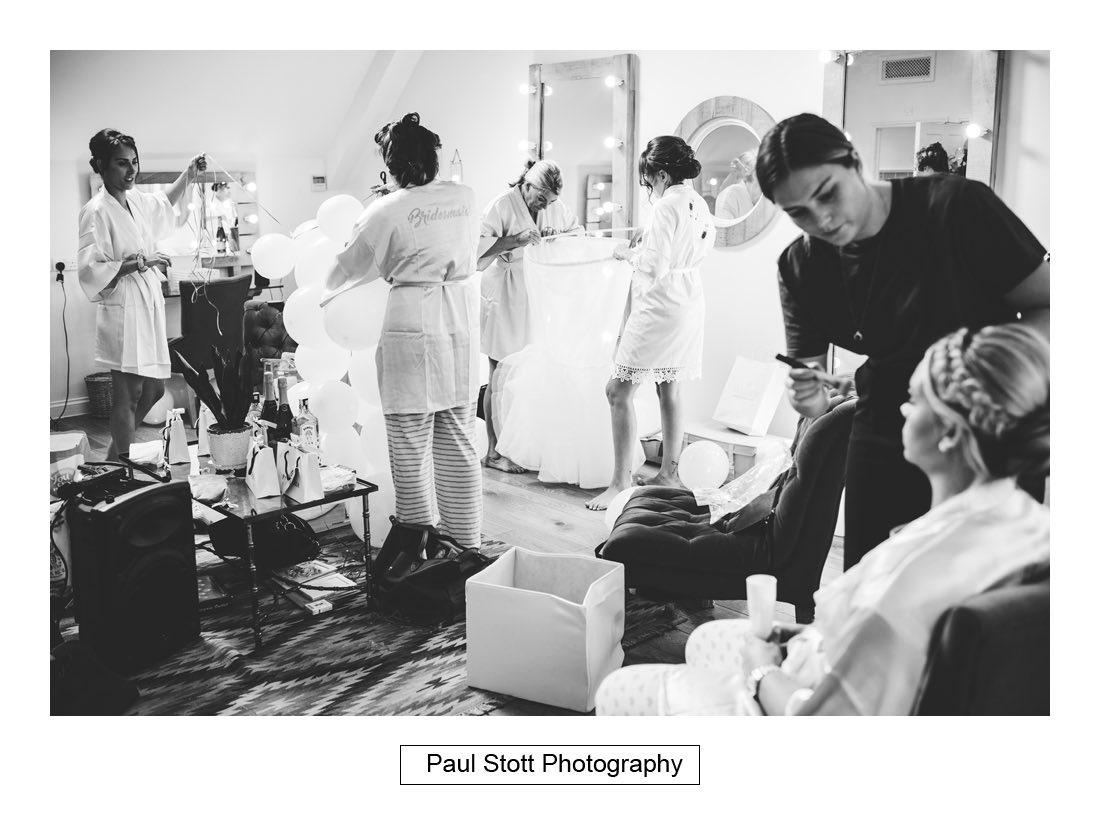 239 millbridge court wedding preparation 002 1 - Wedding Photography Millbridge Court - Lucy and Reece