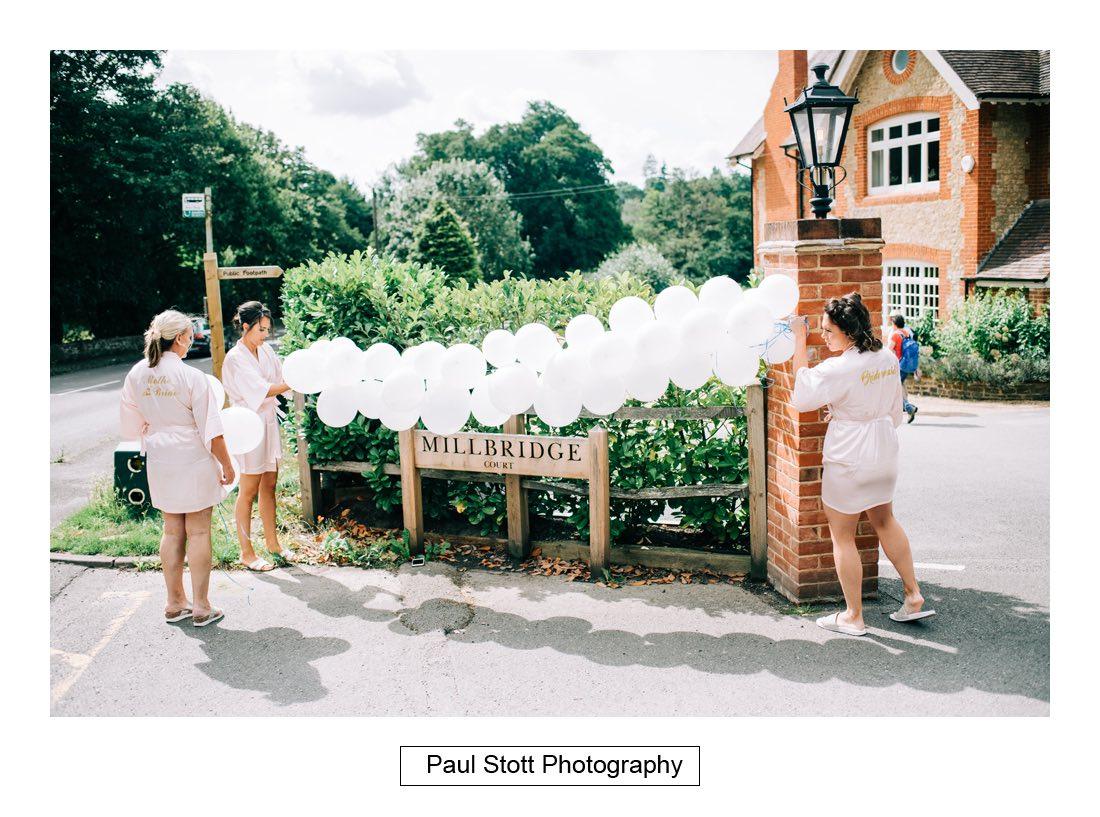 240 millbridge court wedding preparation 003 - Wedding Photography Millbridge Court - Lucy and Reece