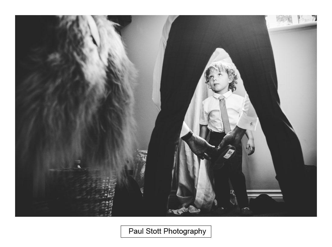 246 millbridge court wedding preparation 009 - Wedding Photography Millbridge Court - Lucy and Reece