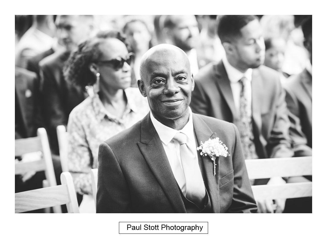 260 millbridge court wedding ceremony 002 1 - Wedding Photography Millbridge Court - Lucy and Reece