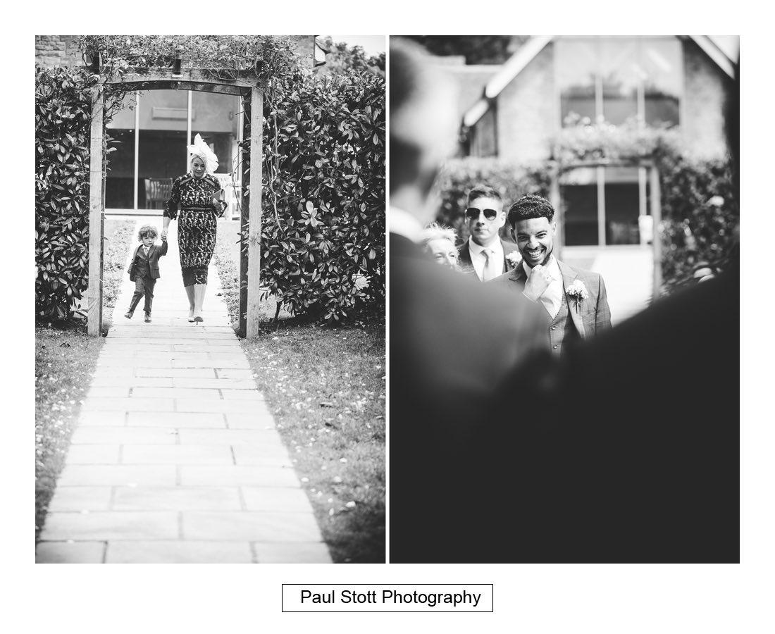 263 millbridge court wedding ceremony 005 1 - Wedding Photography Millbridge Court - Lucy and Reece
