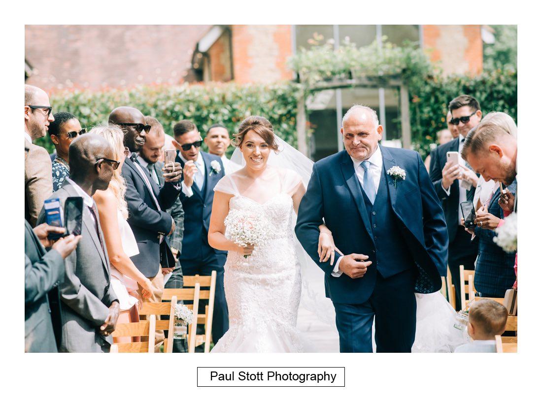 264 millbridge court wedding ceremony 006 1 - Wedding Photography Millbridge Court - Lucy and Reece