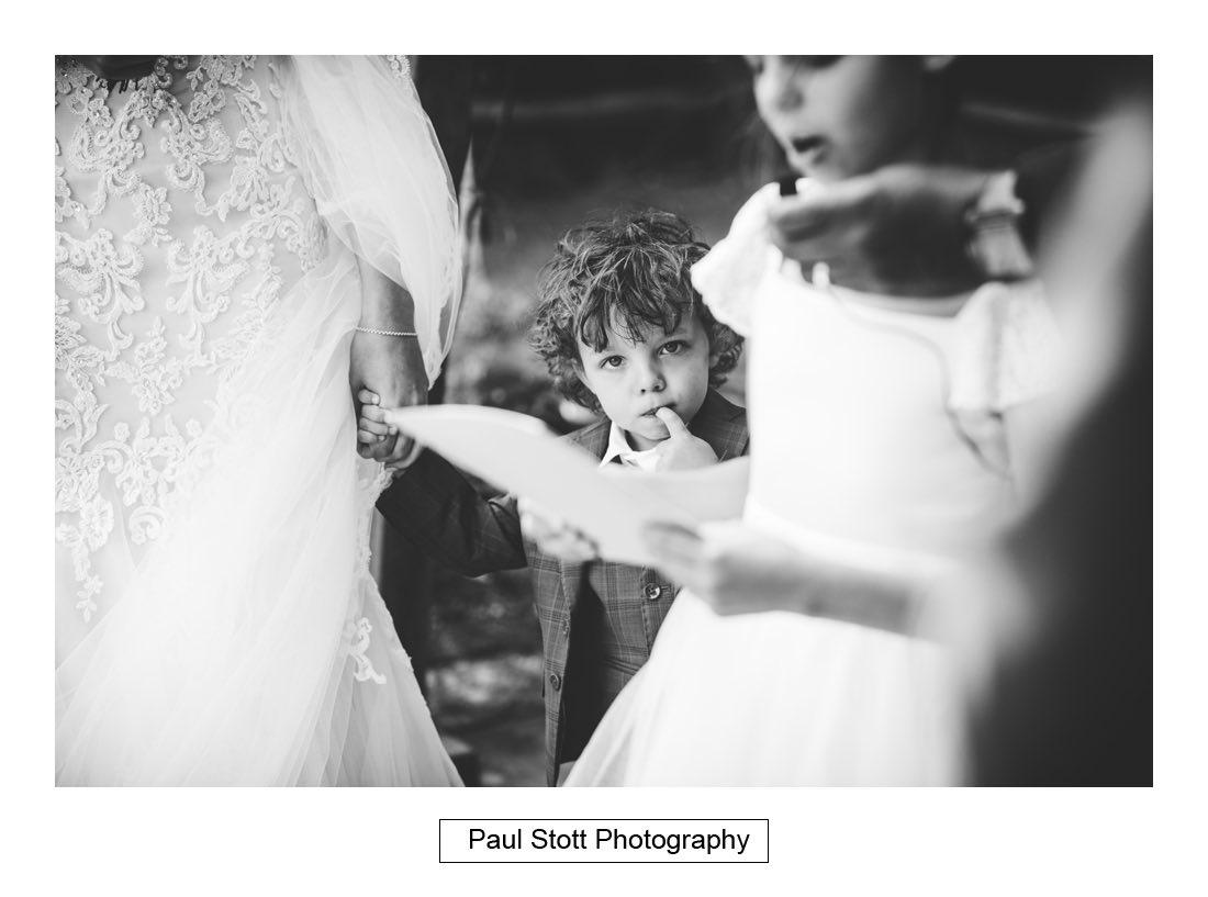 268 millbridge court wedding ceremony 010 - Wedding Photography Millbridge Court - Lucy and Reece