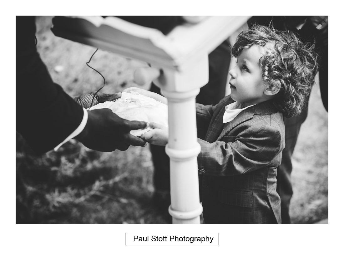 269 millbridge court wedding ceremony 011 1 - Wedding Photography Millbridge Court - Lucy and Reece