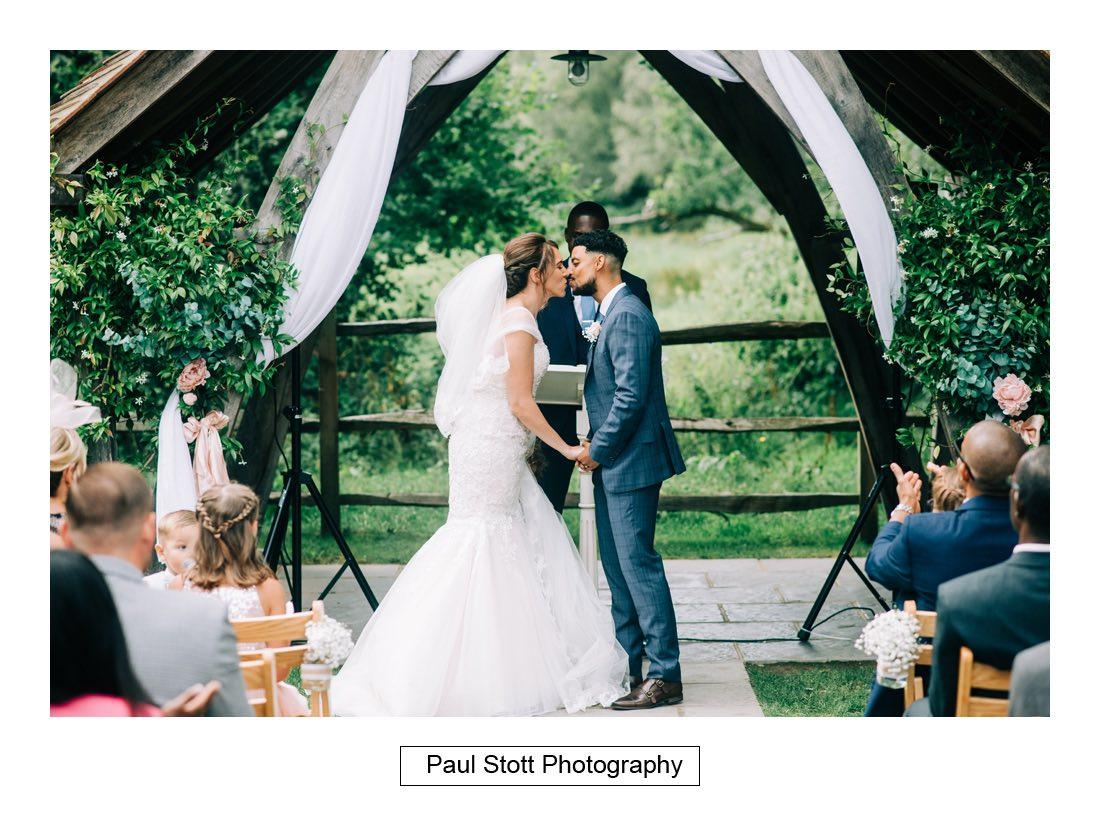 270 millbridge court wedding ceremony 012 1 - Wedding Photography Millbridge Court - Lucy and Reece