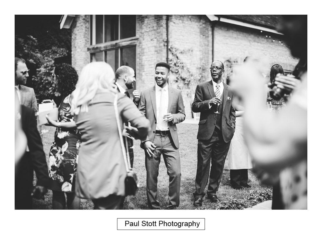 272 millbridge court wedding ceremony 014 - Wedding Photography Millbridge Court - Lucy and Reece