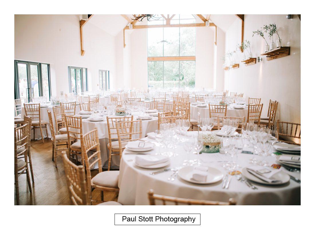 275 millbridge court wedding breakfast room 1 - Wedding Photography Millbridge Court - Lucy and Reece