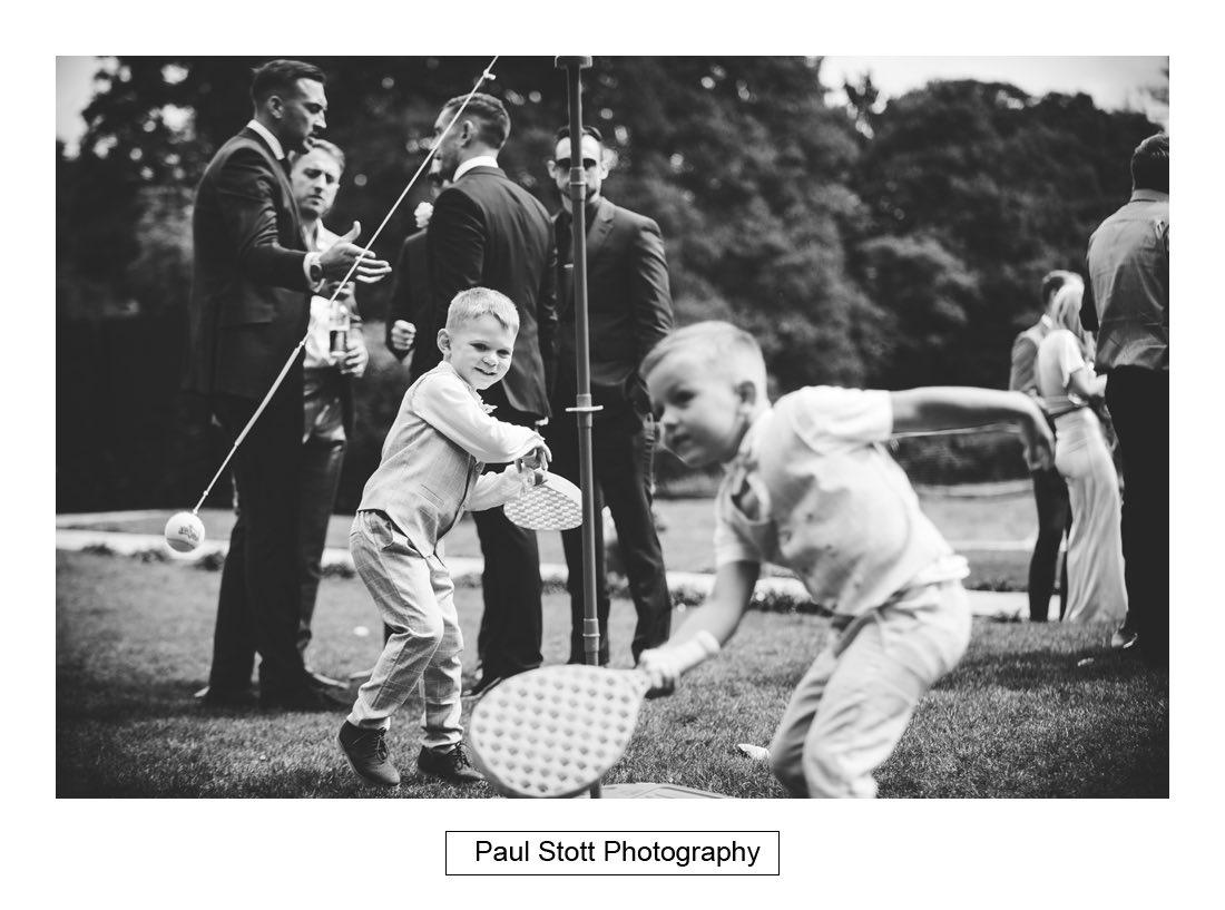 282 millbridge court children playing 002 - Wedding Photography Millbridge Court - Lucy and Reece