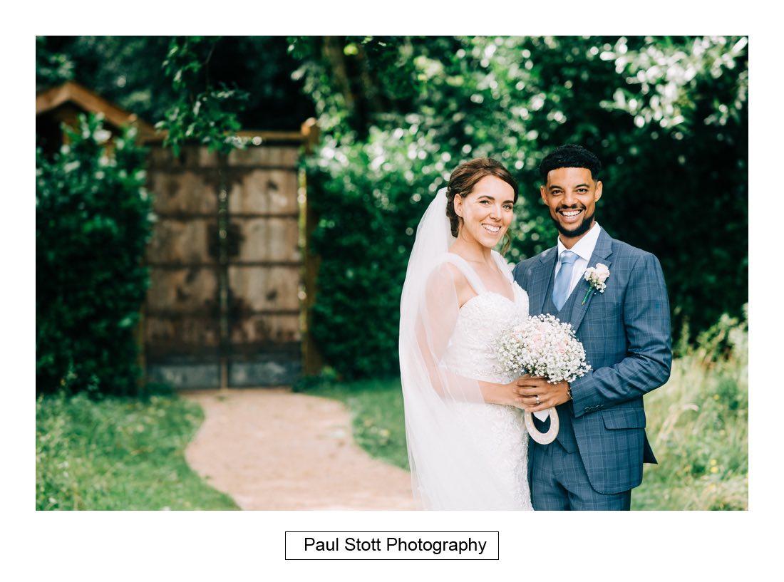 283 millbridge court bride groom 001 - Wedding Photography Millbridge Court - Lucy and Reece