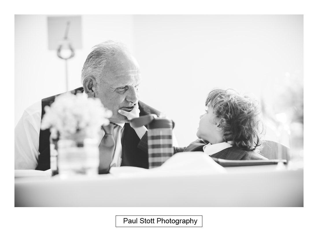 288 millbridge court wedding speeches 003 1 - Wedding Photography Millbridge Court - Lucy and Reece