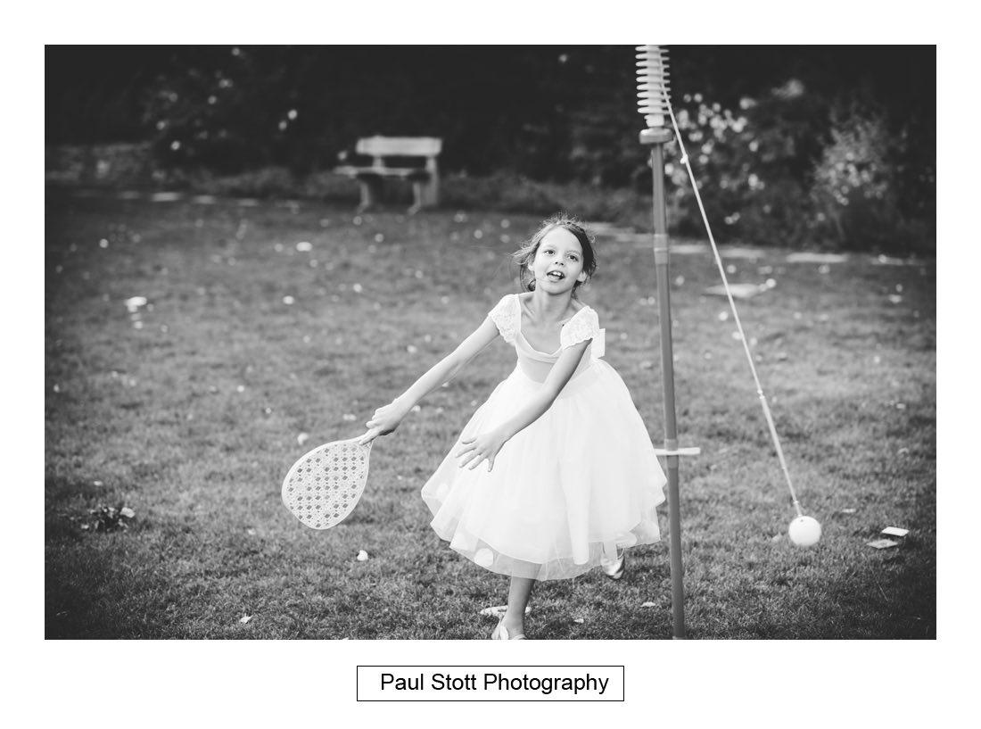 289 millbridge court children playing 003 - Wedding Photography Millbridge Court - Lucy and Reece