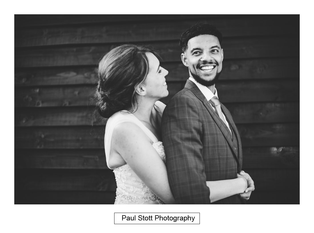 293 millbridge court bride groom 007 - Wedding Photography Millbridge Court - Lucy and Reece