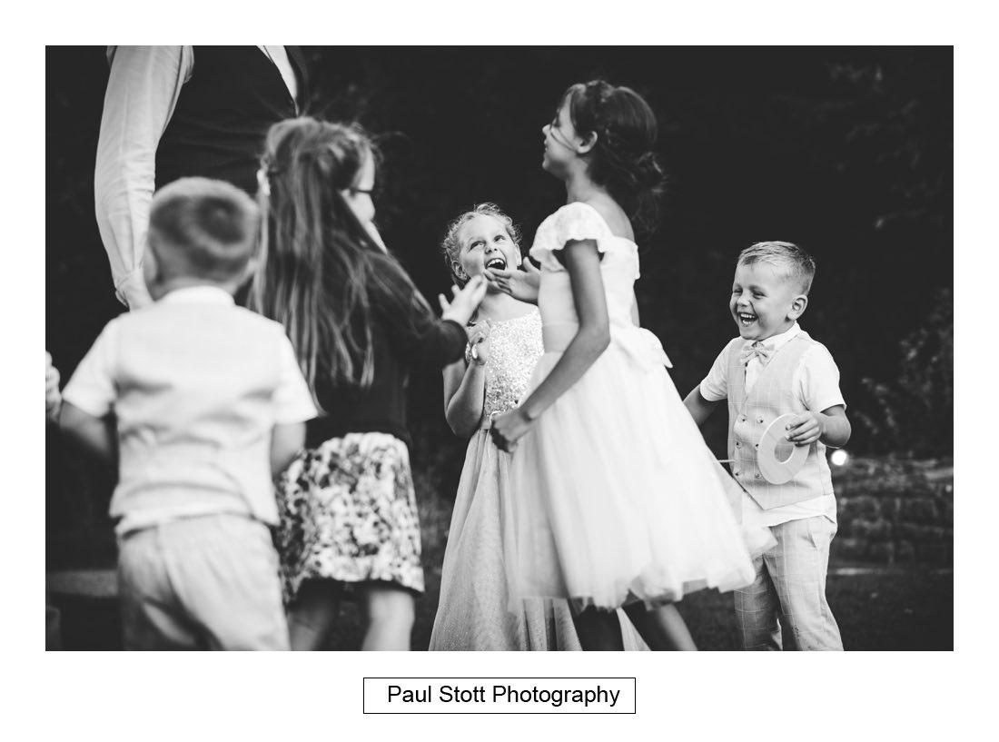 296 millbridge court children playing 005 - Wedding Photography Millbridge Court - Lucy and Reece