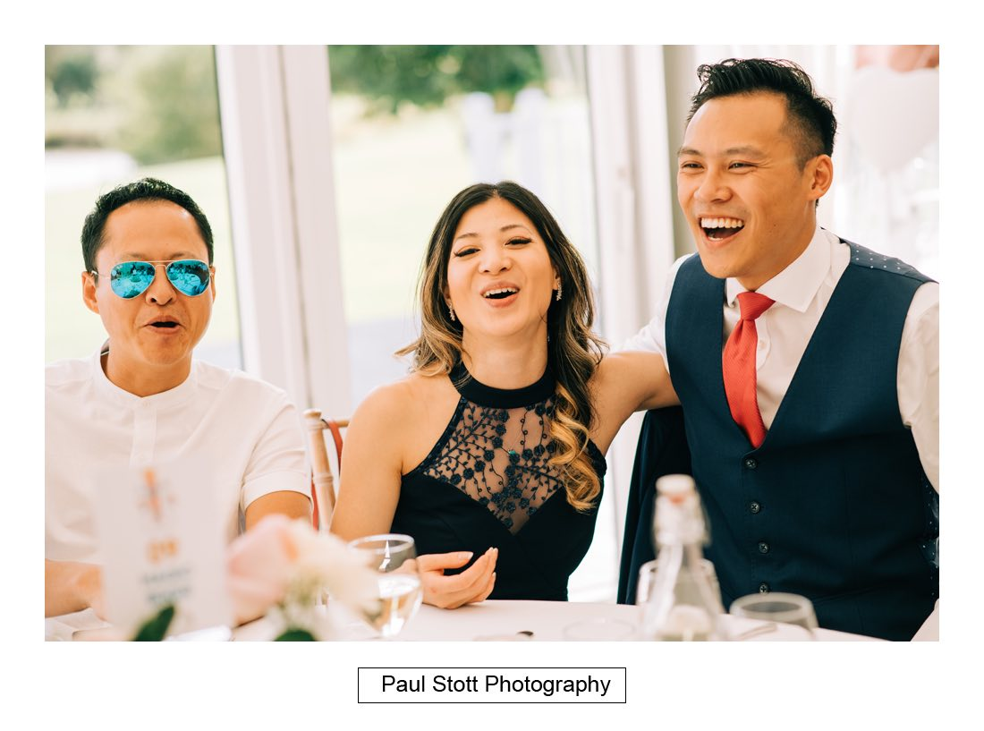415 high house wedding speeches 001 - Wedding Photography High House - Cam and Mike