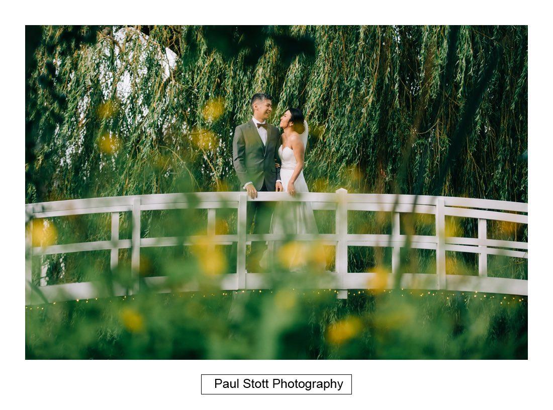 437 high house weddings bride groom 002 - Wedding Photography High House - Cam and Mike