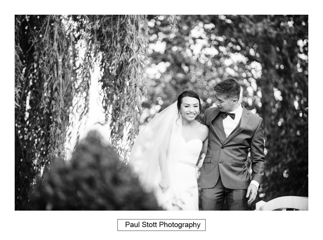 439 high house weddings bride groom 004 - Wedding Photography High House - Cam and Mike